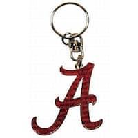 University of Alabama Emblem Keychain