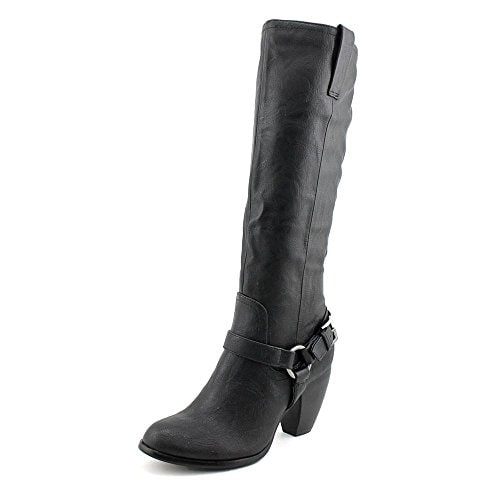 Style & Co. Womens Len Almond Toe Knee High Fashion Boots