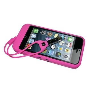Xtreme XT-50452 Survival Case for iPhone 5 (Pink)