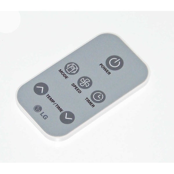 OEM LG Remote Control Originally Shipped With: LW1512ER, LW1812ER, LW2412ER, LW8012ERJ