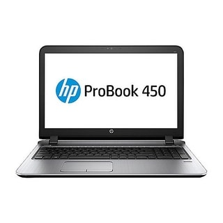 HP W0S81UT ProBook 450 G3 Notebook PC (ENERGY STAR)