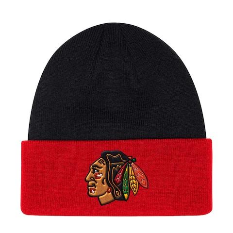 Chicago Blackhawks Sport Cuffed Knit Hat
