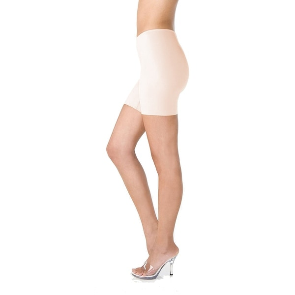 1060a5024fca3 Shop Spanx Hide and Sleek Mid-Thigh Smoother 064 S Soft Pink - Free  Shipping Today - Overstock - 20970493