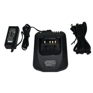 """Kenwood Rapid Charger KSC-25LSK Rapid Charger"""