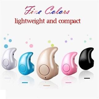 Mini Wireless Bluetooth Earphone Stereo Headphones Headset With Microphone