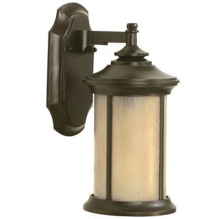 "Craftmade Z6504-88 Arden 15"" 1 Light Outdoor Wall Sconce"