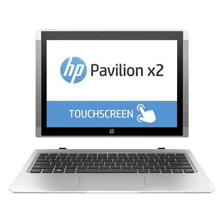 "Manufacturer Refurbished - HP Pavilion 12-B017CA 12"" Touch Laptop Intel M3-6Y30 900MHz 4GB 128GB W10"