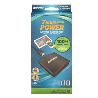 Rayovac PS73-4BT6 Backup Charger