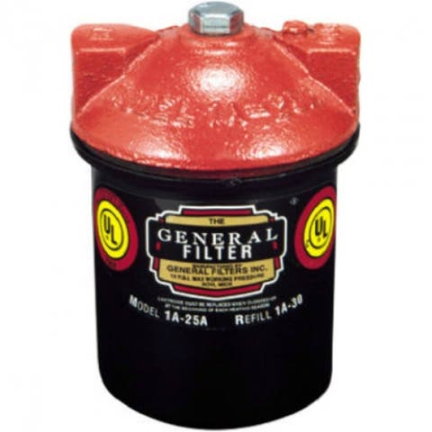 General 1A-25B Replacement Fuel Oil Filter