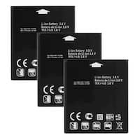 Replacement LG Spectrum Li-ion Mobile Phone Battery (3 Pack)
