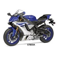 New Ray  2016 Yamaha YZF-R1 Motorcycle Model for 1-12 Scale, Blue