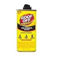 Goof Off FG661 Pro Strength Remover, 6 OZ