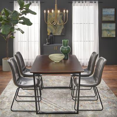 angelo:HOME 5-Piece Apollo Dining Set