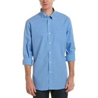 Link to Southern Tide Camana Bay Classic Fit Woven Shirt Similar Items in Athletic Clothing