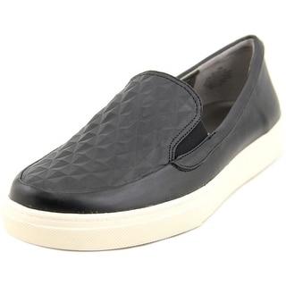 Bandolino Hollyn Women Round Toe Synthetic Black Loafer