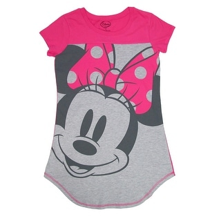 Disney Minnie Mouse Sleep Shirt Nightgown - Multi