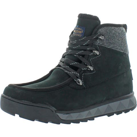 Pendleton Women's Torngat Trail Leather Insulated Hiking Trail Boots