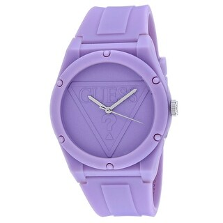 Guess Women's Retro Pop W0979L8 Purple Dial watch