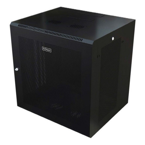 "Startech Rk920walm 9U 20.8"" Deep Wall Mount Server Rack Cabinet Retail"