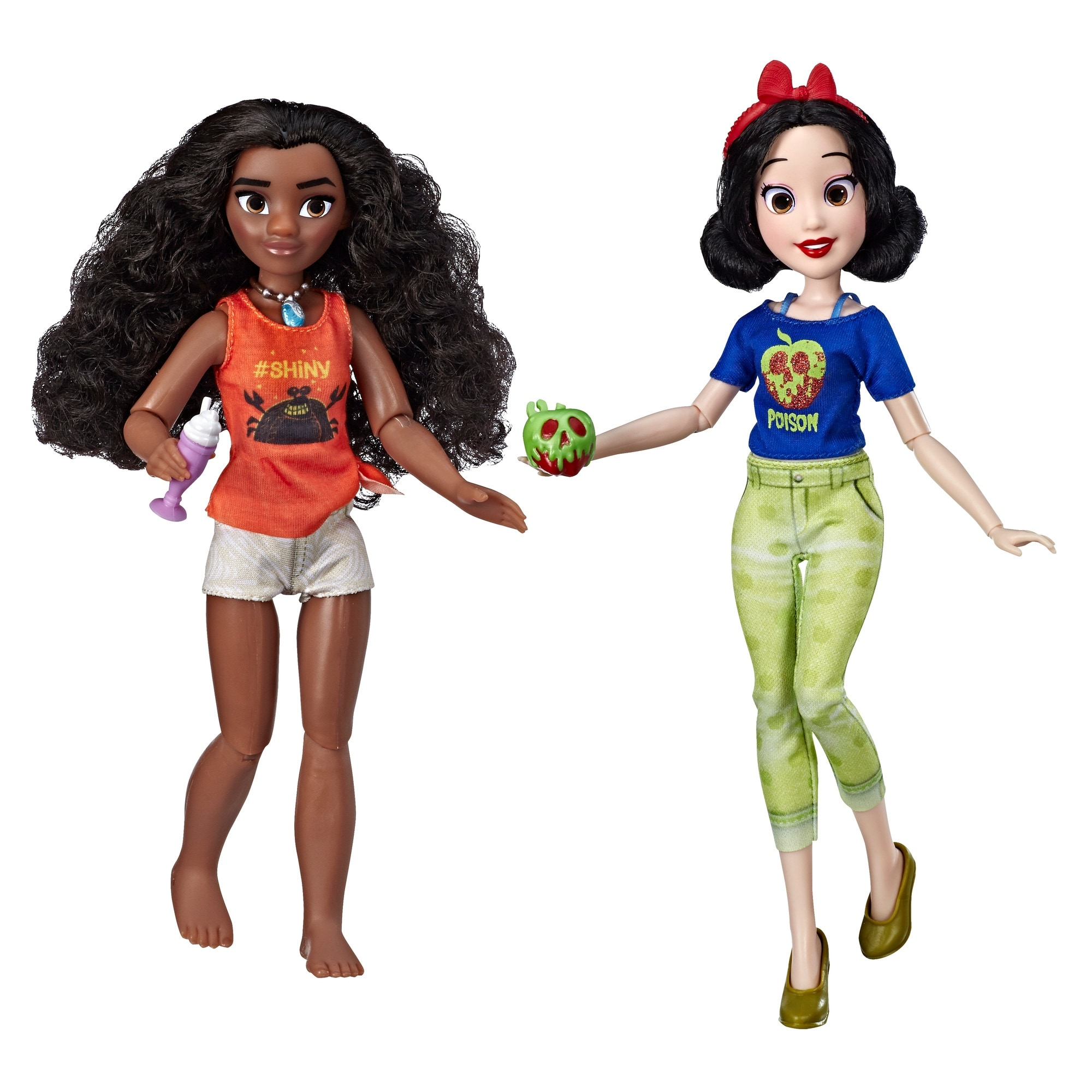 shop disney princess ralph breaks the internet movie dolls moana and snow white dolls overstock 30318600 disney princess ralph breaks the internet movie dolls moana and snow white dolls