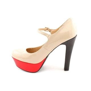 G By Guess Varika Women Synthetic Platform Heel