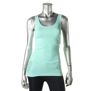 Elie Tahari Womens Neelia STRETCH Cut-Out Tank Top