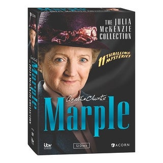 Agatha Christie's Marple: The Julia Mckenzie Collection - Dvd