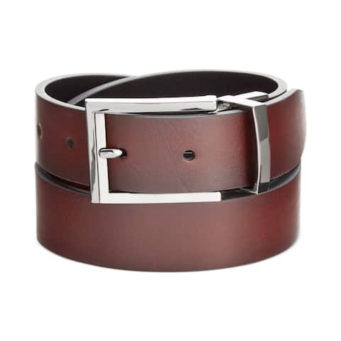 Alfani Mens Feather Edge Belt
