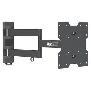 "Tripp Lite DWM1742MA Tripp Lite Display TV Wall Monitor Mount Arms Swivel Tilt 17"" - 42"" Screen - 77 lb Load Capacity"