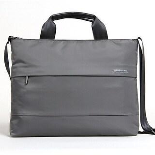 """Kingsons Charlotte Series 15.4""""Laptop Shoulder Bag - (Grey)"""