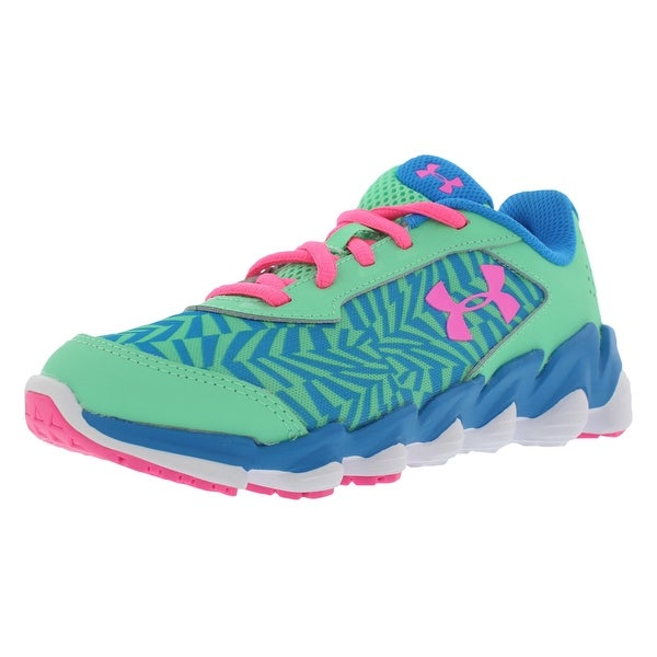 78d19aa699829 Shop Under Armour Gps Spine Disrupt Running Kid's Shoes - Free ...