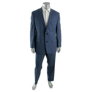 MICHAEL Michael Kors Mens Wool 2PC Two-Button Suit
