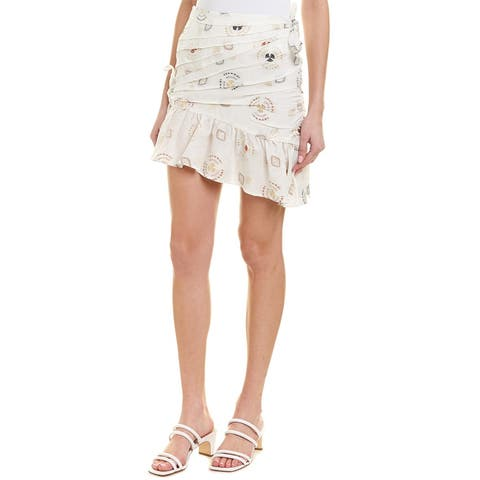 A.L.C. Avalon Mini Skirt