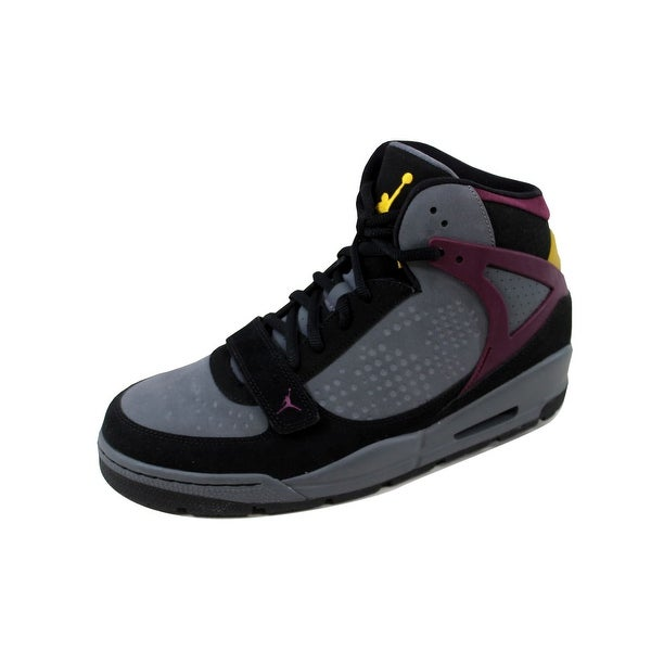 3dc4c2673c6b53 ... coupon nike menx27s air jordan phase 23 trek black university gold  7486b caa4e