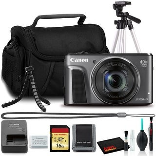 Link to Canon Powershot SX720 Digital Camera (Black) (Intl Model) + Bag + Similar Items in Digital Cameras