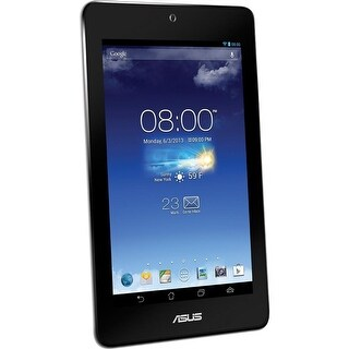 "Manufacturer Refurbished - ASUS MemoPad ME70CX-A1-WH 7"" Tablet Atom Z2520 1.2GHz 1GB 16GB HDD Android 4.3"