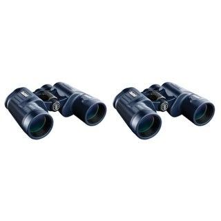 Bushnell H2O 12X42mm Waterproof (2-Pack) Porro Prism Binocular