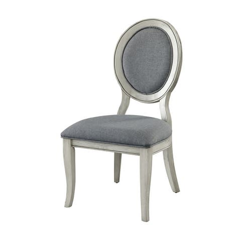 The Gray Barn Louland Falls Traditional Dining Chairs (Set of 2)