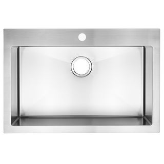 Link to Koozzo Drop-in Stainless Steel Kitchen Sink Similar Items in Sinks