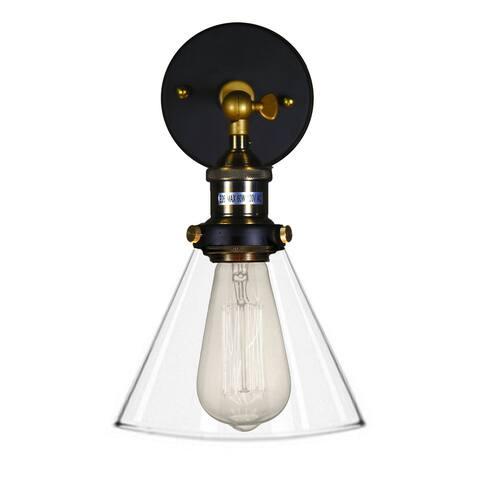 Michonne Glass Antique Edison Light