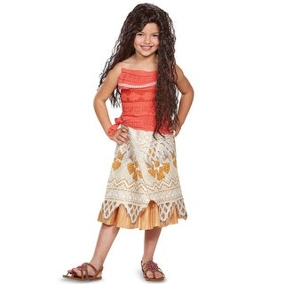 Disguise Moana Classic Toddler/Child Costume - Multi