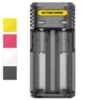 NITECORE Q2 2-Slot Universal IMR/Li-Ion Battery Charger