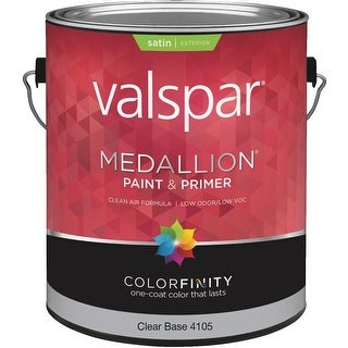 Valspar Ext Sat Clear Bs Paint