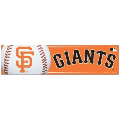 San Francisco Giants Bumper Sticker