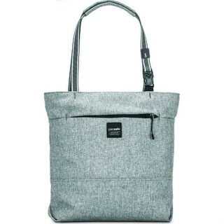 Pacsafe Slingsafe LX200 - Tweed Grey Anti-theft Compact Tote
