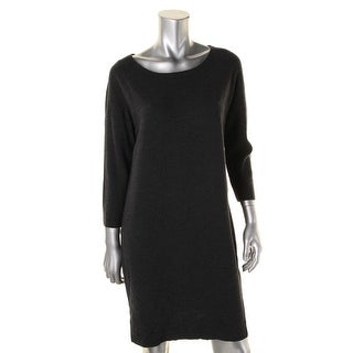 Vince Womens Sweaterdress Wool KNit