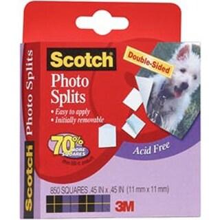 """.45""""X.45"""" - Scotch Photo Splits Double-Sided 850/Pkg"""