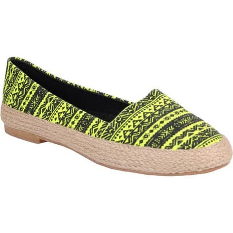 Nomad Women's Tribe Yellow