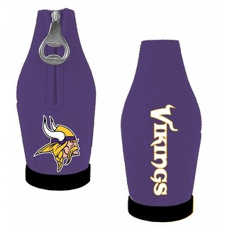 Minnesota Vikings 3-Z Bottle Insulator