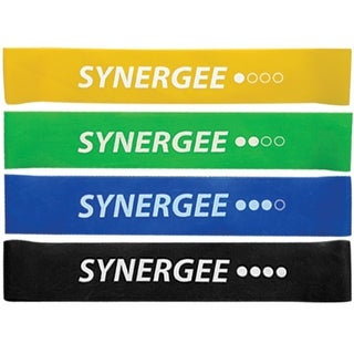 Exercise Fitness Resistance Mini Loop Bands - by Synergee